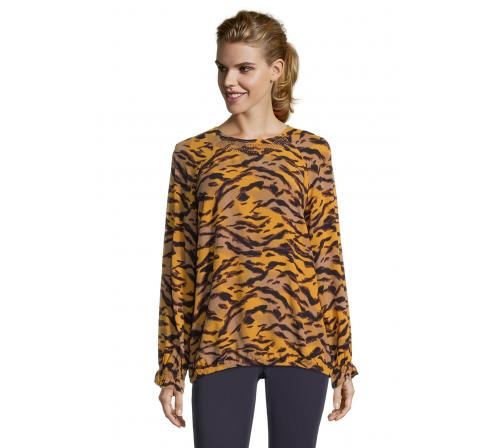 Bluzka Betty Barclay  w tygrysie paski